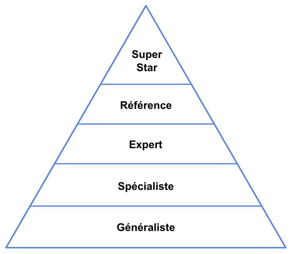 Pyramide des Freelances